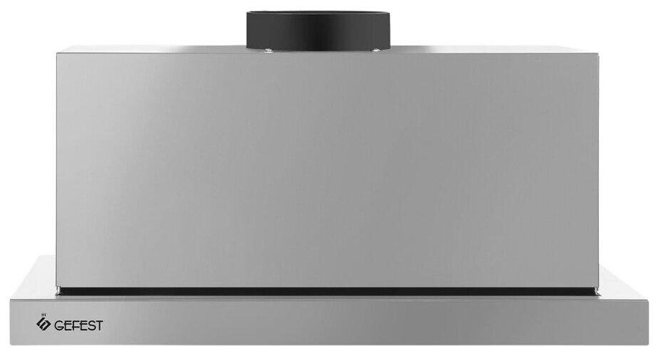 Вытяжка GEFEST ВО-4601 К6 серебристый