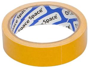 Клейкая лента двусторонняя OfficeSpace, 25мм*10м, полипропилен