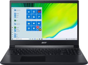Ноутбук игровой Acer Aspire 7 NH.Q8QER.004 (A715-41G-R4FD) черный