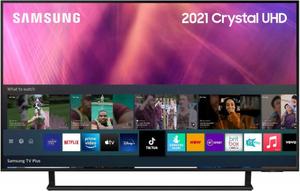 """Телевизор Samsung UE50AU9000UXRU 50"""" (125 см) черный"""