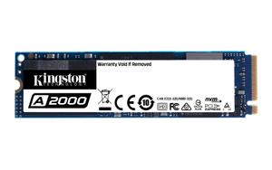 Накопитель SSD Kingston A2000 [SA2000M8/500G] 500 ГБ