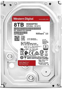Жесткий диск Western Digital Red Pro [WD8003FFBX] 8 ТБ