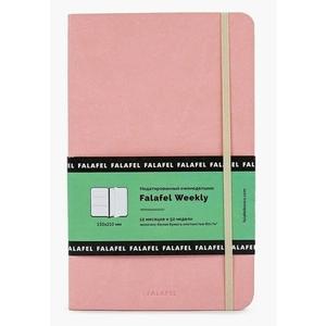 Еженедельник недатированный А5 Flamingo Falafel books