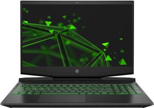 Ноутбук игровой HP Pavilion Gaming 15-dk1105ur (3B4C0EA) черный