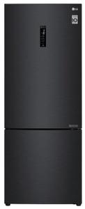 Холодильник LG GC-B569PBCZ черный