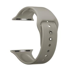 Силиконовый ремешок для Apple Watch 38/40 mm LYAMBDA ALTAIR DS-APS08-40-GR Grey