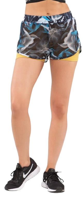 Женские спортивные шорты Lily FA-WS-0201-978, с принтом