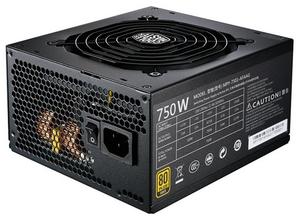 Блок питания Cooler Master MWE Gold [MPY-7501-AFAAG-EU] 750 Вт