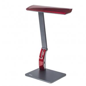Светильник настольный TLD-503 Red/LED/546Lm/5000K/Dimer/USB