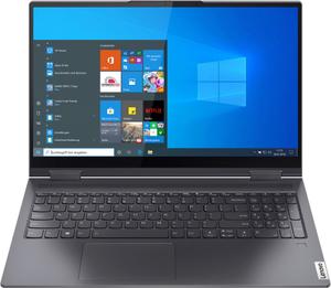 Ноутбук-трансформер Lenovo Yoga 7 15ITL5 (82BJ005TRU) серый