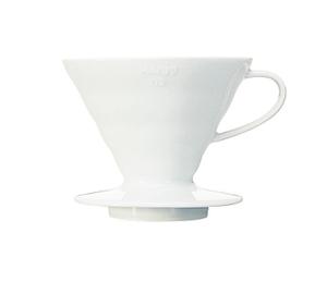 Воронка Hario (керамическая белая)