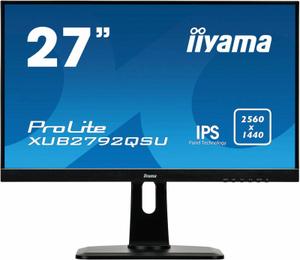 """Монитор Iiyama [XUB2792QSU-B1] 27"""" черный"""
