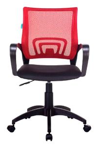 Кресло офисное Бюрократ CH-695NLT красный