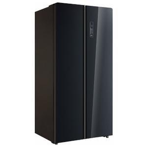 Холодильник Korting KNFS 91797 GN черный