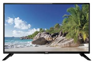 """Телевизор BBK 39LEX-5045/T2C 39"""" (99 см) черный"""