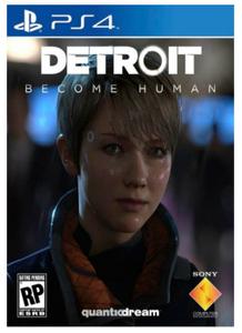 Игра на PS4 Detroit: Стать человеком [PS4, русская версия]