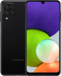 Смартфон Samsung Galaxy A22 64 Гб черный
