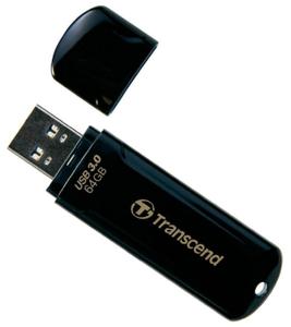 Transcend < TS64GJF700> JetFlash 700 USB3.0 Flash Drive 64Gb (RTL)
