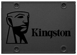 Накопитель SSD Kingston A400 [SA400S37/240G] 240 ГБ