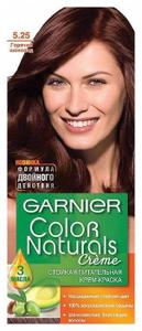 Краска для волос Color Naturals 5.25 Горячий шоколад Garnier