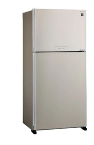 Холодильник Sharp SJ-XG60PMBE бежевый