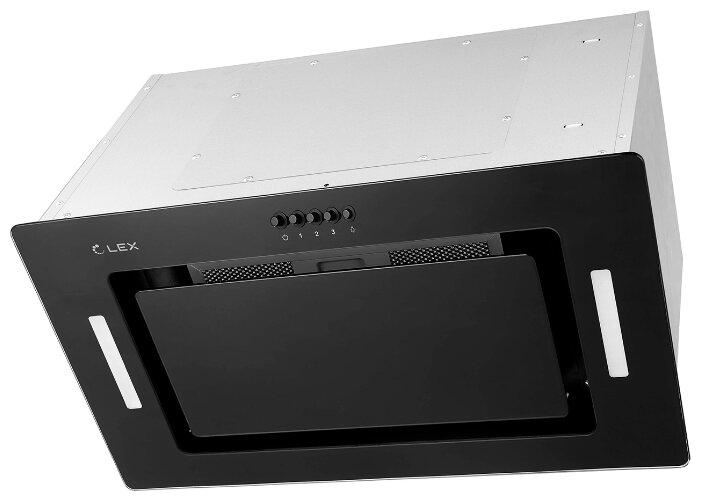 Вытяжка встраиваемая LEX GS Bloc G 600 BL черный