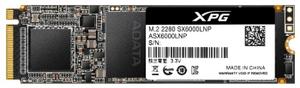 Накопитель SSD ADATA XPG SX6000 Lite [ASX6000LNP-512GT-C] 512 Гб