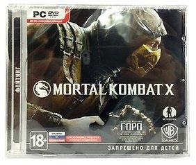 Игра на PC Mortal Kombat X [PC, Jewel, русские субтитры]