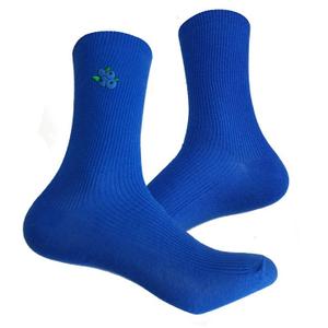 "Дизайнерские носки серии Весело и вкусно ""Красавица ягода-Голубика"""