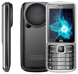 Сотовый телефон BQ BQ-2810 BOOM XL черный