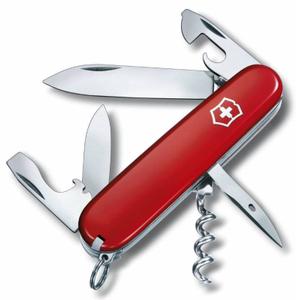 Нож перочинный Victorinox Spartan (1.3603) 91мм 12функций красный карт.коробка