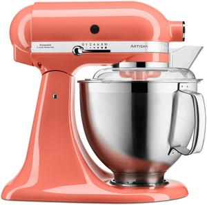 Миксер стационарный KitchenAid 5KSM185PSEPH розовый