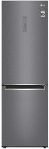 Холодильник LG GA-B459MLWL серебристый
