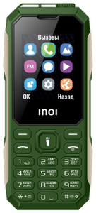Сотовый телефон INOI 106Z зеленый