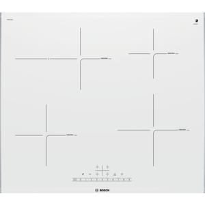 Индукционная варочная поверхность Bosch PIF672FB1E белый