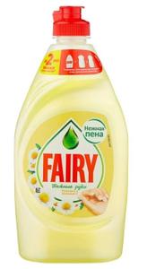 Средство для мытья посуды Ромашка и витамин Е 450мл FAIRY