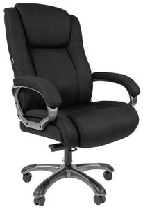 Кресло офисное Chairman 410 черный