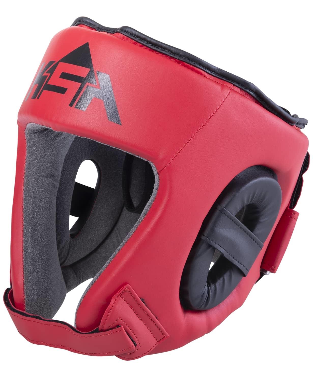 Шлем открытый Champ Red, M