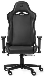 Кресло игровое WARP Sg черный