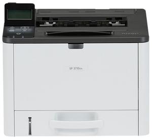 Принтер лазерный Ricoh SP 3710DN