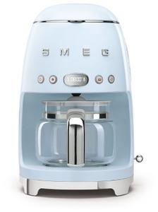 Кофеварка капельная SMEG DCF02PBEU голубой