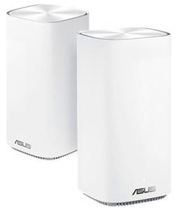 Wi-Fi система (комплект) Asus [CD6 2-pack] Zen WiFi AC Mini Router