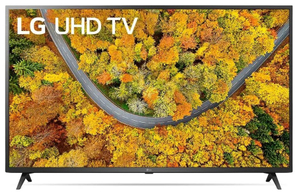 "Телевизор LG 65UP76006LC 65"" (165 см) черный"