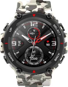 Смарт-часы Amazfit T-Rex камуфляж