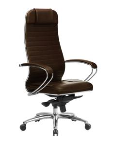 Кресло офисное Samurai KL-1.04 коричневый
