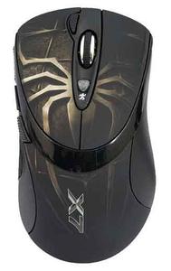 Мышь проводная A4Tech Oscar Editor XL-747H черный