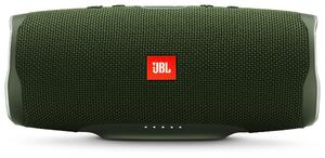 Портативная колонка JBL Charge 4 зеленый