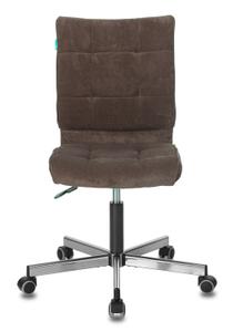 Кресло офисное Бюрократ CH-330M коричневый