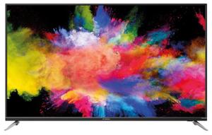 """Телевизор Hyundai H-LED55EU7008 55"""" (140 см) черный"""