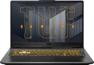 Ноутбук игровой Asus TUF Gaming FX706HE-HX026 (90NR0713-M00540) серый